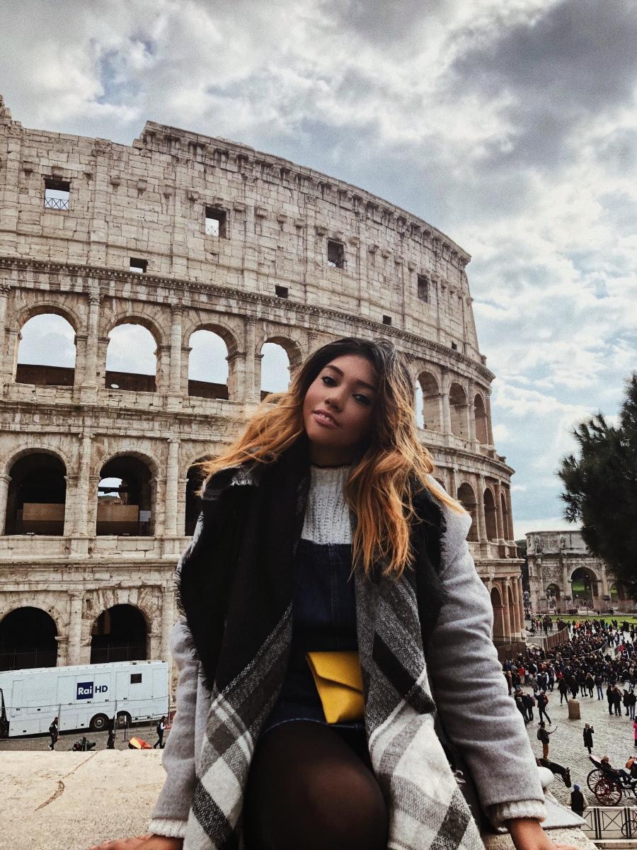 La vita è bella a Roma