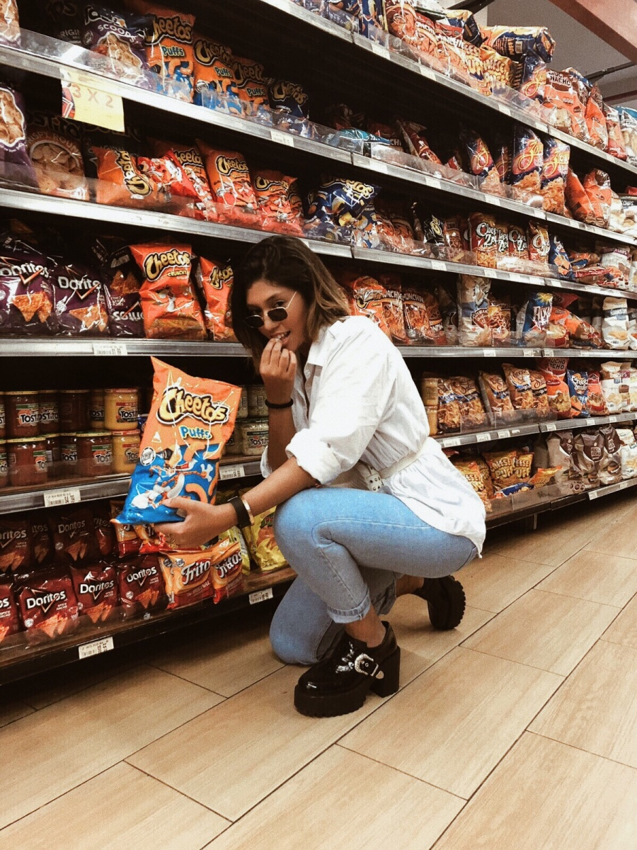 What is your favorite snack?